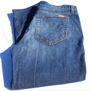 Joe's Jeans Mens Savile Rose in Taro Hemmed 34